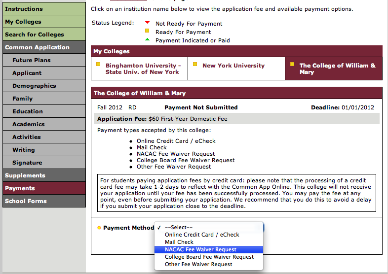 The Common Application: Everything You Need to Know | MVA College ...